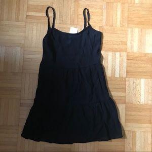 H&M Black Summer Flowy Dress